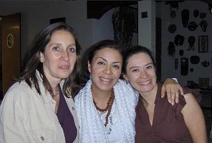 La Mata Ji Fatima GG:: con las Iniciadas