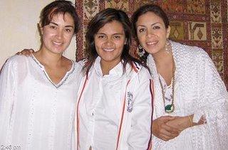 Iniciadas Trinarias Marianas con la Mata Ji Fatima GG::