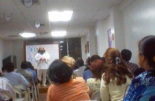 Conferencia en la RED Gran Fraternidad Universal de Ecuador