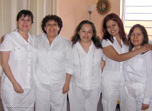 Grupo de Iniciados en la convivencia.