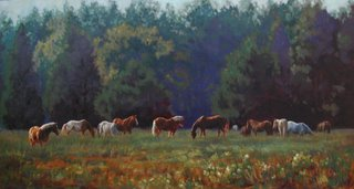Equines in the Field