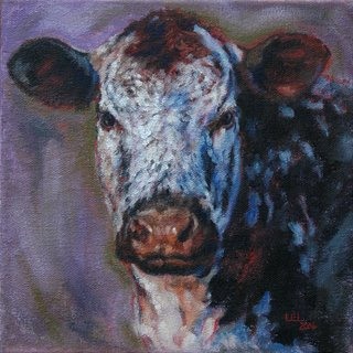 Cow by Lori Levin