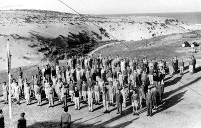 בסיס טירונים - מחנה הספירט