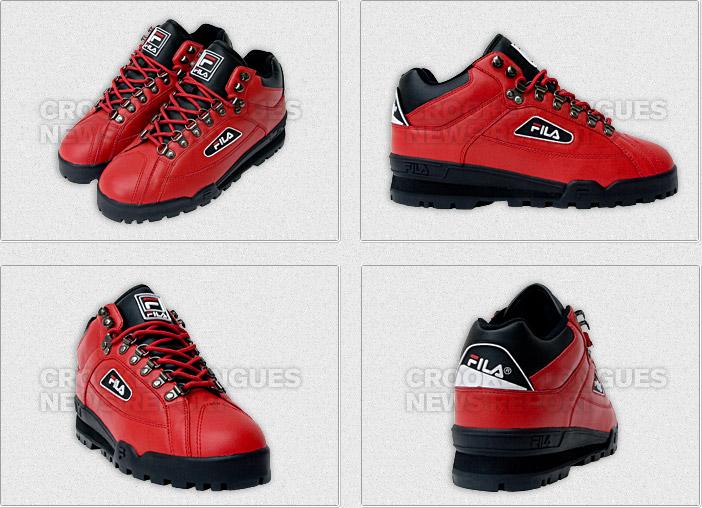 Fila Trailblazer Boots
