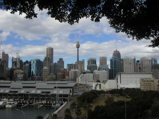 Sydney skyline picture