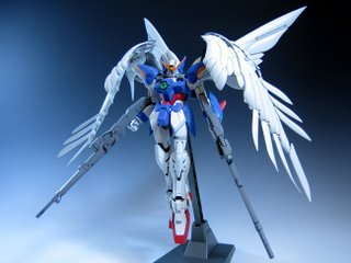 Donald's Wing Zero Custom