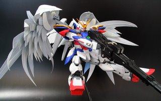 Ryuji's Wing Zero Custom