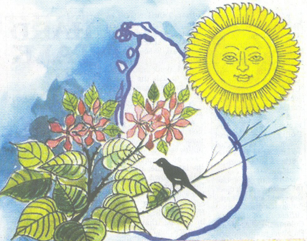 the sun the earabadu flowers and the cry of the koha are synonymous with the sinhala avurudda the sinhalese new year