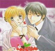 Mizuki and Kazura from Platinum Garden