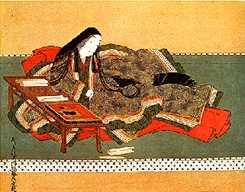 Murasaki Shikibu (Lady Murasaki: 973-1025?) MurasakiH