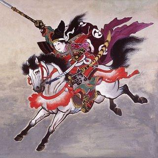 Tomoe Gozen, la Mujer Guerrera Tomoe