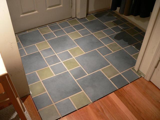 Home Depot Foyer Tile : Tile signosaur