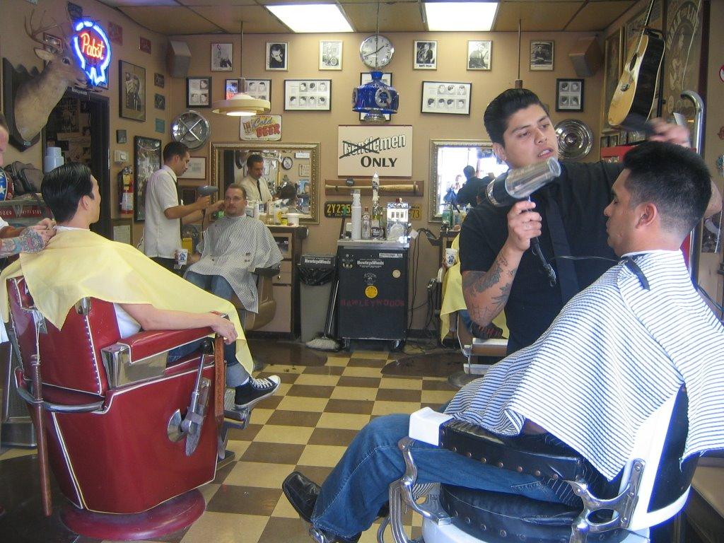 Barber Shop Costa Mesa : hawleywoods barber shop Automatic Writing