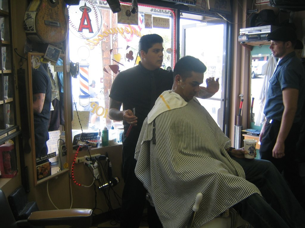 Barber Shop Costa Mesa : Read about Hawley?s barber shop in Costa Mesa in this week?s OCBJ ...