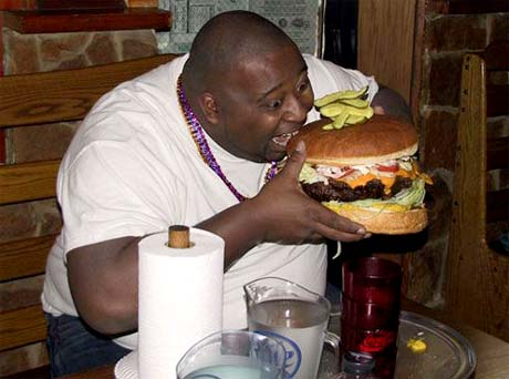 Image result for hamburger eating contest pics