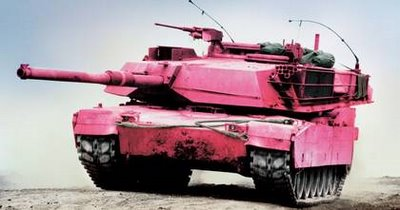 Promote Love - Pink Tank Picture