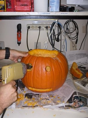 Step 2 - Turning a pumpkin into a personal computer - pc extreme tunning