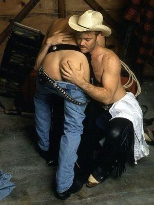 Gay sex and cowboys