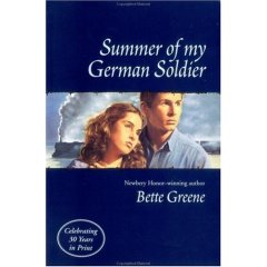 an analysis of summer of my german soldier a book by bette greene Summer of my german soldier  a purchase of 20 or more copies of this book  award-winning author bette greene the summer that patty bergen turns twelve.