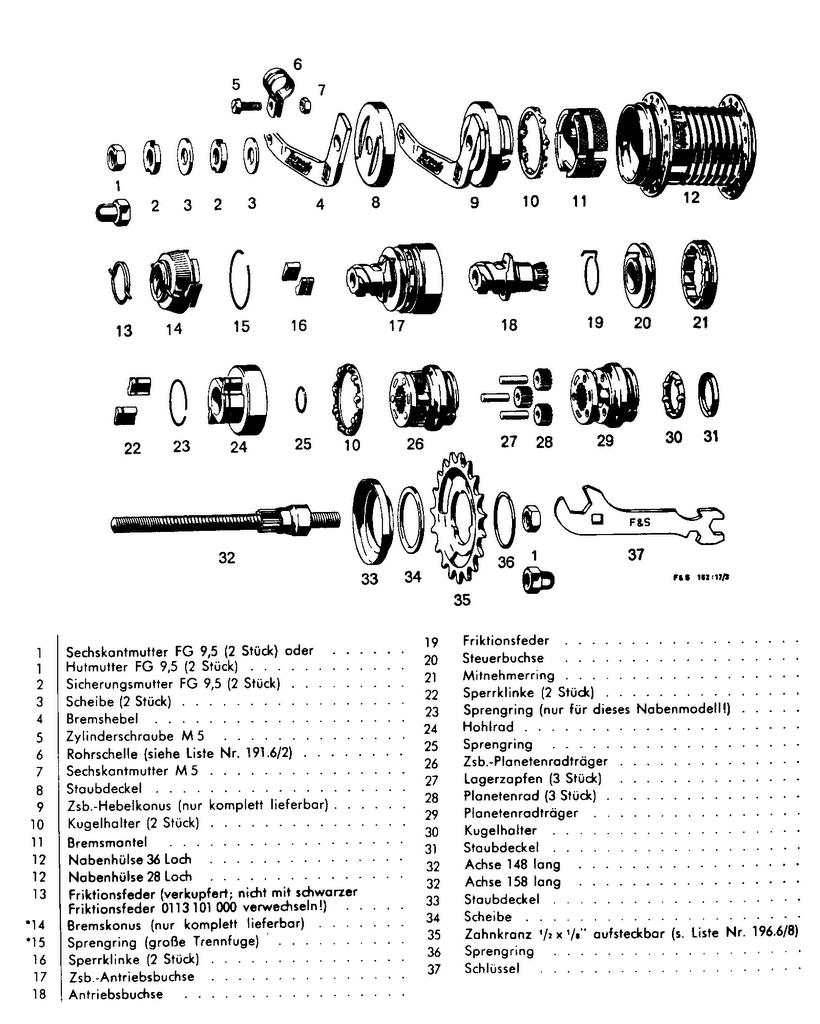 Sachs 50cc Engine Diagram