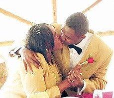 Janet mbogua wedding