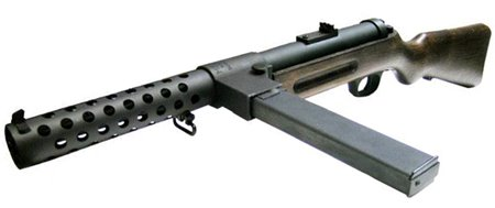 SMG History on the Block: German MP18-1 | WeaponsMan