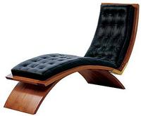 thomas moser showroom vita lounge chair