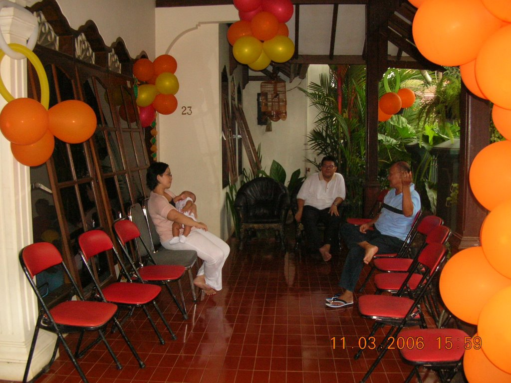 Ini keluargaku rama sayang selamat ulang tahun for Dekor kamar hotel buat ulang tahun