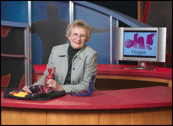 Sue johanson sex toys message removed