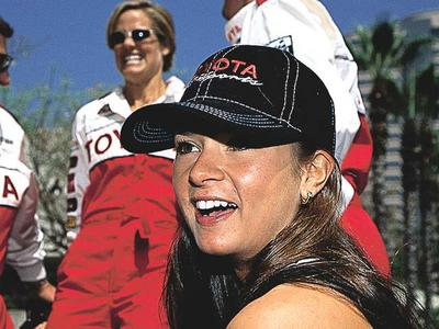 Race Car Driver Danica Patrick Picture Gallery Photos