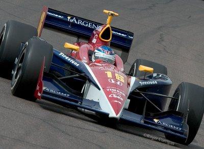 Danica Patrick on the IRL circuit 2006 Picture