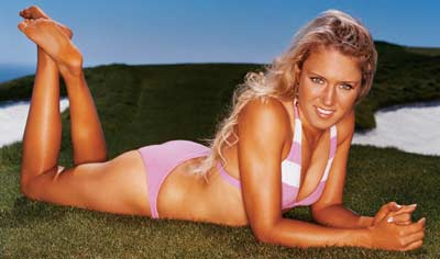 Natalie Gulbis Picture Gallery Photo
