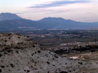 El entorno de Galera es rico en yacimientos arqueológicos del máximo interés