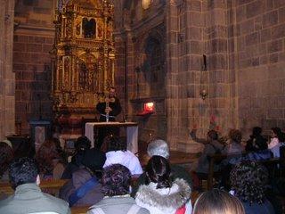 En Santo Toribio se venera el Lignum Crucis [Foto: Alejandro Pérez Ordóñez]