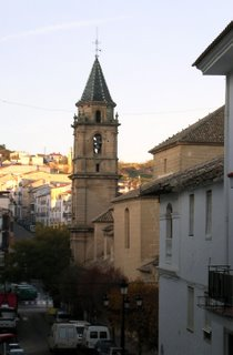 La Iglesia de Consolacin, en Alcal la Real (Jan), ser uno de los monumentos a visitar [Foto: Alejandro Prez Ordez]