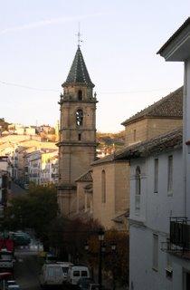 La Iglesia de Consolación, en Alcalá la Real (Jaén), será uno de los monumentos a visitar [Foto: Alejandro Pérez Ordóñez]