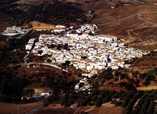 Vista aérea de Algar (Cádiz). Foto: Luis Caballero
