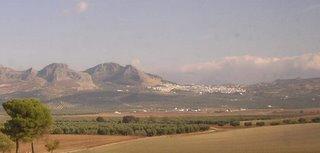 Vista de la villa malagueña de Archidona [Foto: Alejandro Pérez Ordóñez]