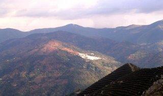 Genalguacil se enclava en pleno Valle del Genal, en la Serranía de Ronda