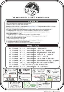 bases LAS CUATRO ESQUINAS 2006