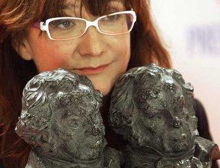 Isabel Coixet, la pluripremiada de los Goya 2006