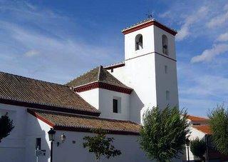 La iglesia de Nuestra Señora de la Cabeza, en Los Ogíjares (Granada)
