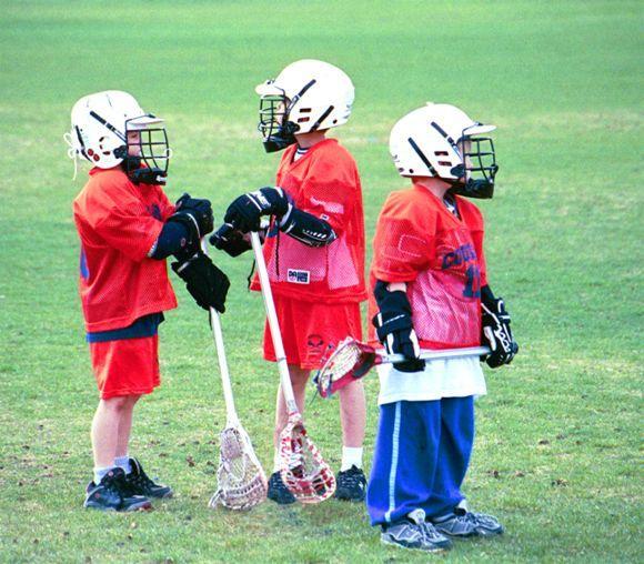 Lacrosse - We Are Kids