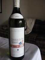 Testuz Chasselas du Pays Romand 2003
