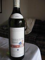 Testuz Chasselas du Pays Romand 2003