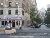 that diner from Seinfeld upper west side broadway and 112