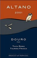 altano 2003 douro portuguese wine