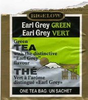 bigelow green tea packet