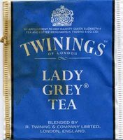 tea earl grey blue teabag wrapper