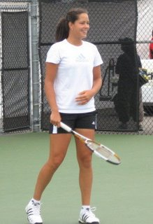 ana ivanovic practice tennis canada